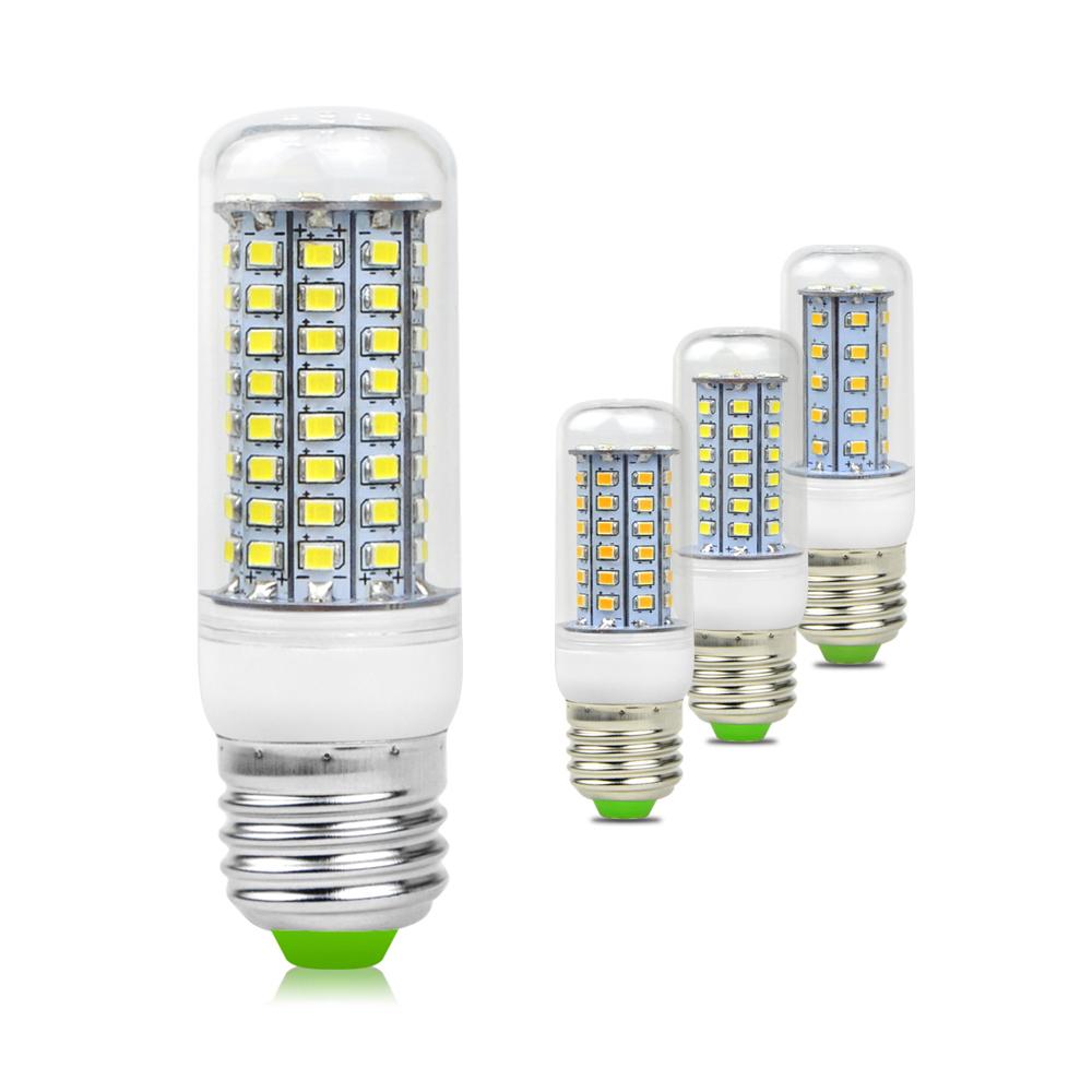 Brightness 5500lumens Long Life Led Full Hd Led Home: A++ Long Life 2835 SMD LED Night Light LED Corn Light Bulb
