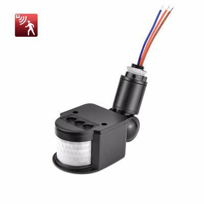 Ac 110v 240v Led Motion Sensor Automatic Infrared Pir