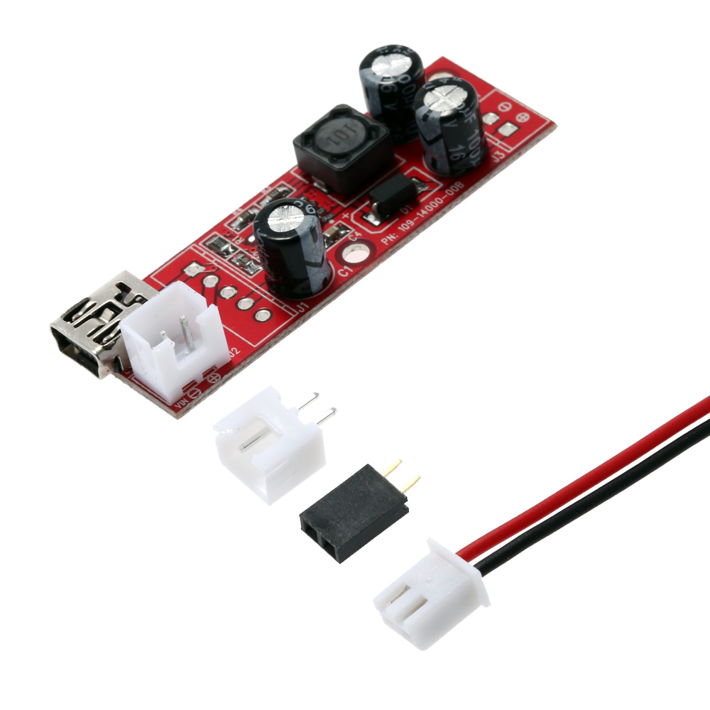 DC-DC HV Boost Converter -Use Arduino for Projects