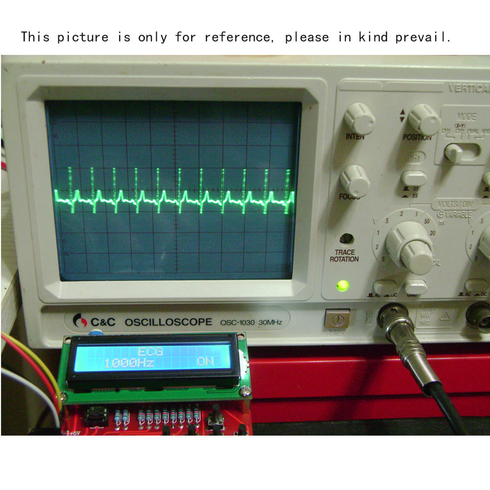 DDS Function Signal Generator DIY Kit Signal Sine Square Sawtooth waveform generator Wave DIY Parts Source Electronic Components