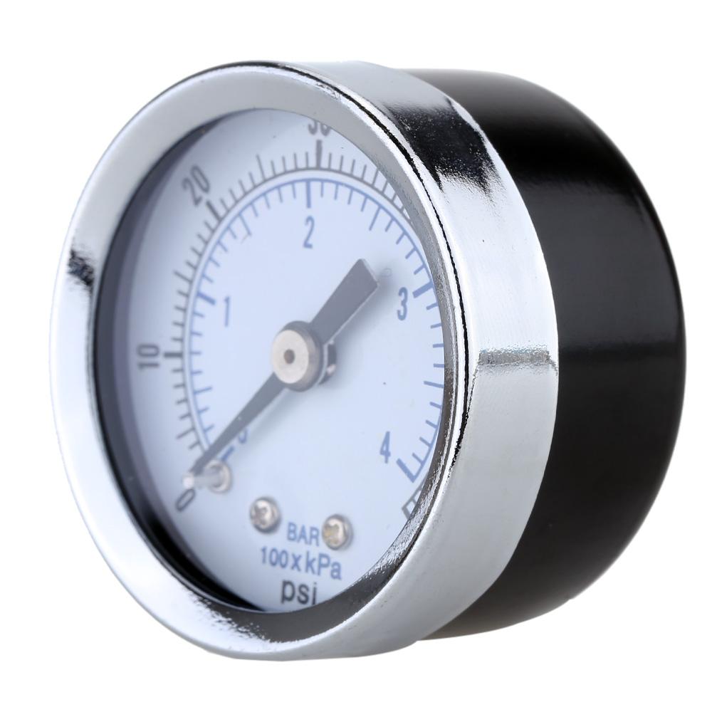 1 8 Quot Npt Mini Pressure Gauge Air Compressor Hydraulic