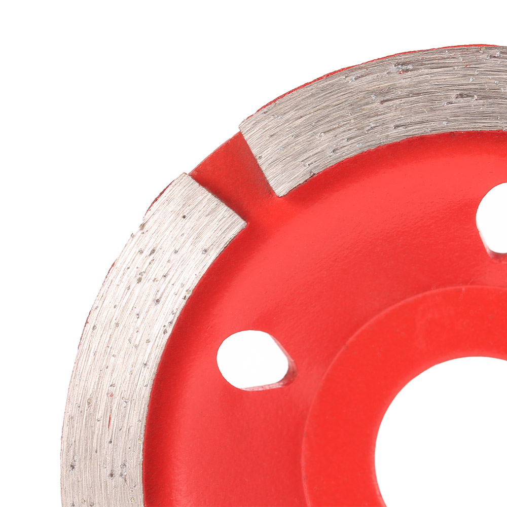 80mm 3 15 Quot Diamond Segment Grinding Wheel Fan Shape Single