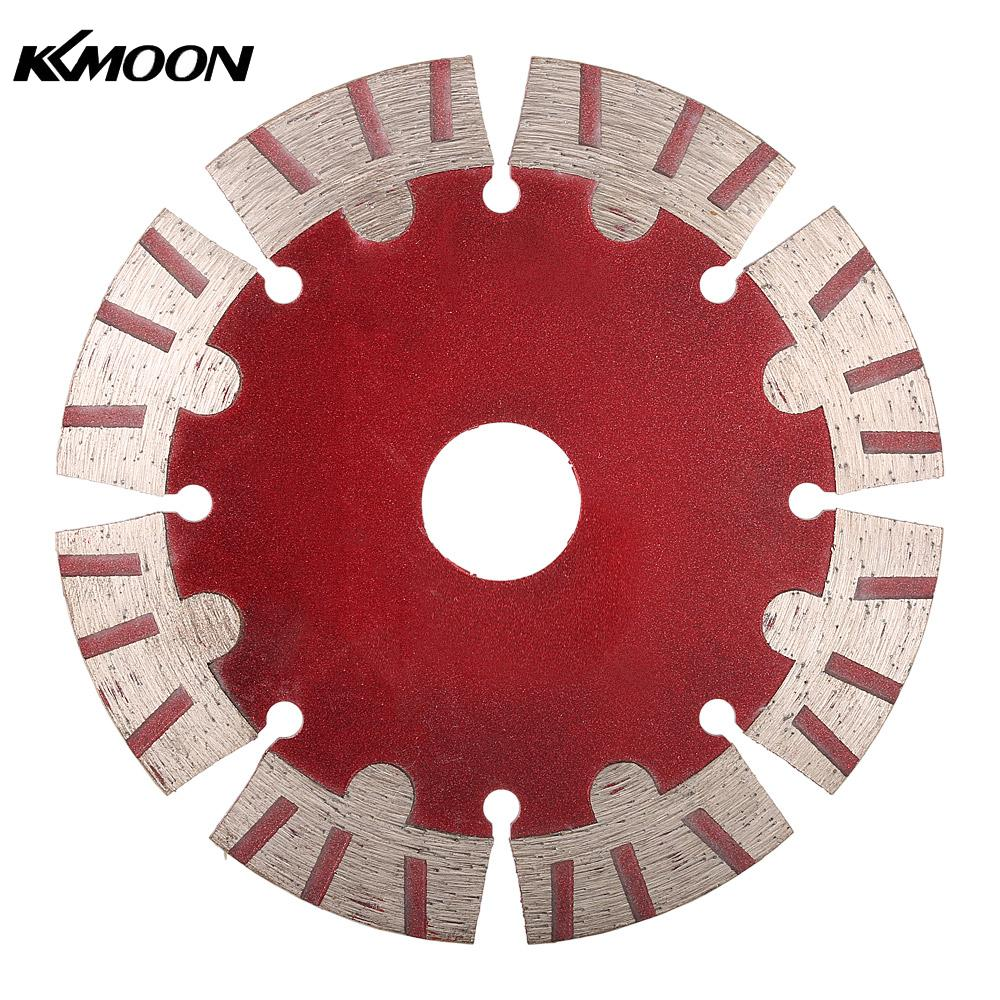 Diamond Saw Blade dremel rotary tool multitool saw blade Wall Cutting For Angle Grinder 114x1.8x20mm 5A Dry Cutting Segmented