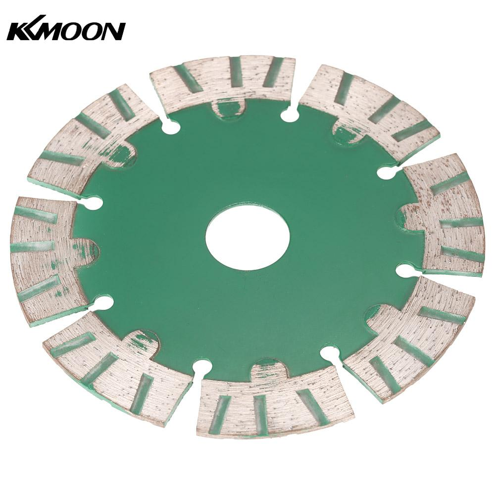 Diamond Saw Blade Granite Tile Grinder Discs Mandrel Cutoff Cutter Power tools multitool 114x2.0x20mm Dry Cutting Segmented
