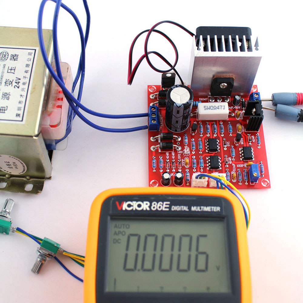 Variable power supply with Arduino? - Page 1
