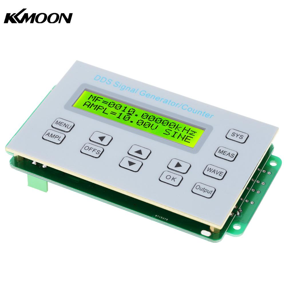 5mhz Dds Function Signal Generator Frequency Counter Synchronized 10mhz Circuit 1 Accessory Set Ttl Impulse Output Square Wave Sweep