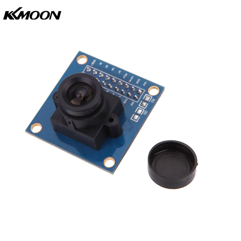 VGA OV7670 CMOS Camera Module Lens 640x480 SCCB Compatible W I2C Interface for Arduino