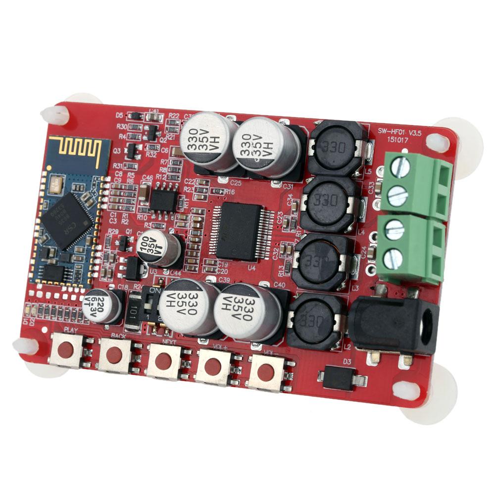 Bluetooth 4 0 Sound Quality Digital Amplifier Board Module 2
