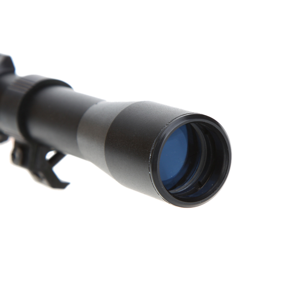3 7x20 Outdoor Sight Riflescope High Quality Telescopic with Mounts for Hunting monocular telescopio Ideal for target shooting