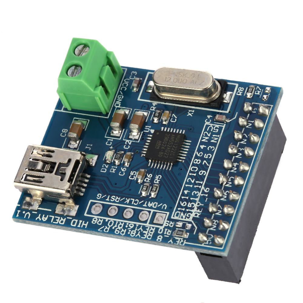 HIDKeys - An Example USB HID - Objective Development