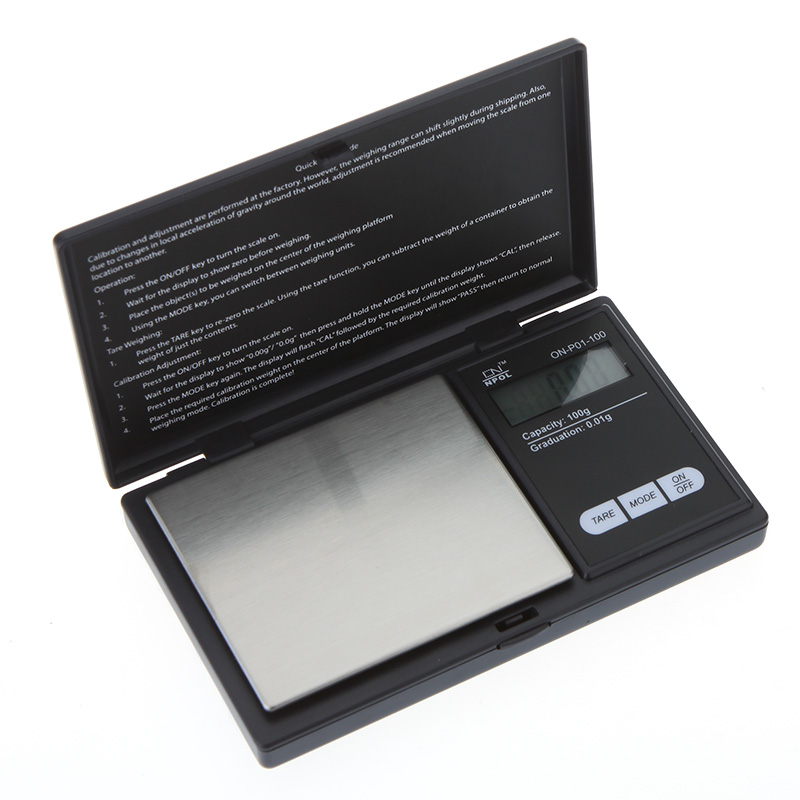 100g 0 01g Mini Digital Scales Weight Balance Lcd