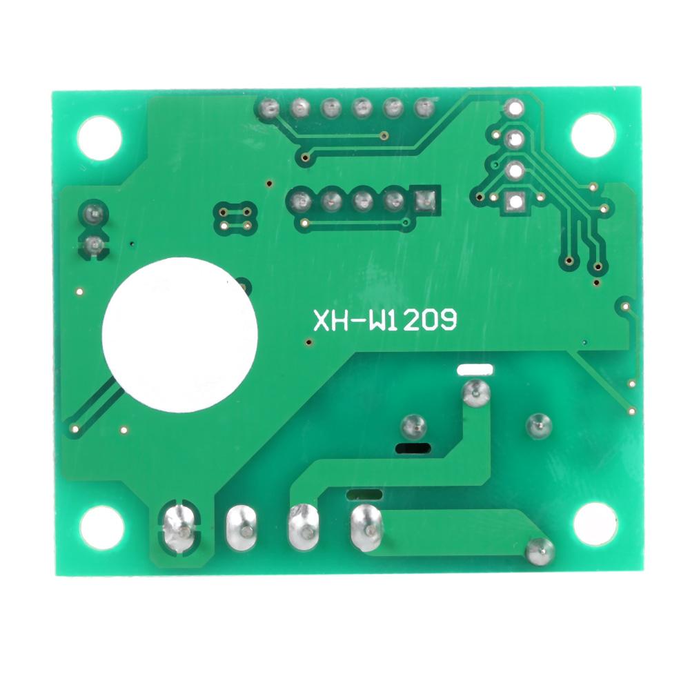 50-110 Degrees W1209 DC 12V Temperature Controller Digital Mini ...