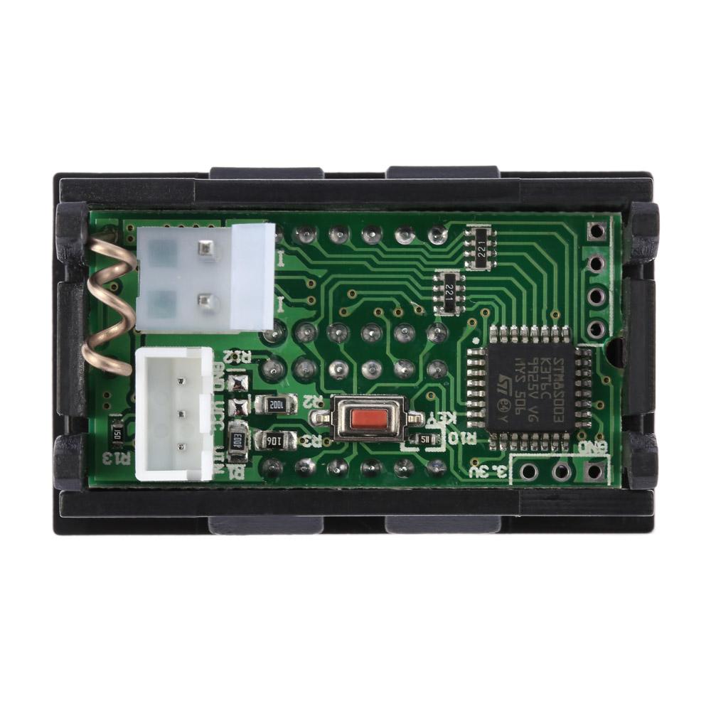 Led Display Digital Voltmeter Circuits And Diagrams