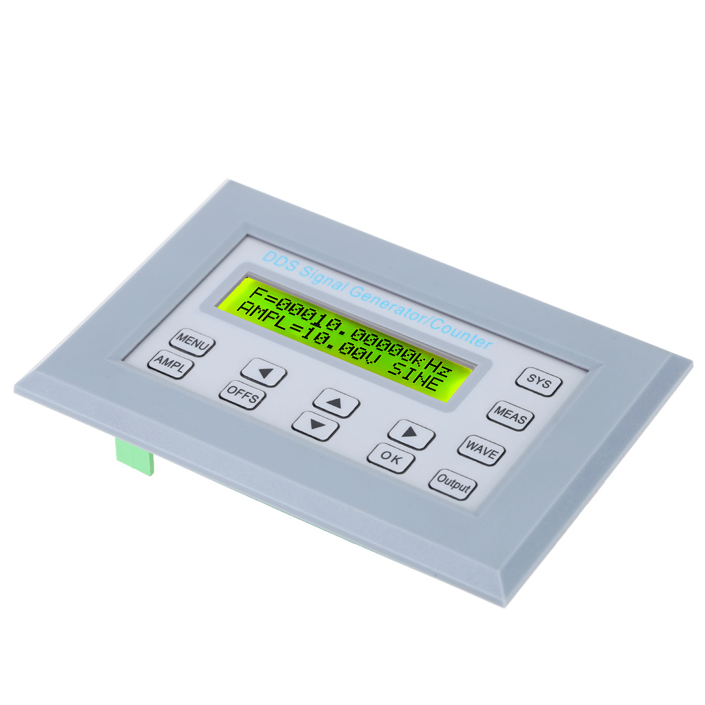 10mhz Sgp2110s Dds Functionsi Gnal Generator Frequency
