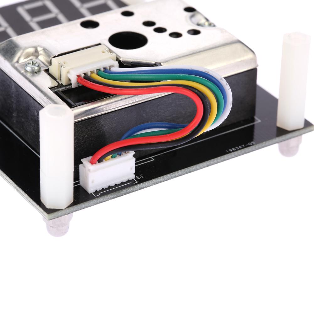 Pm25 Air Quality Detector Module Optical Dust Sensor Led Digital Metal Analyzer Measuring Instrument