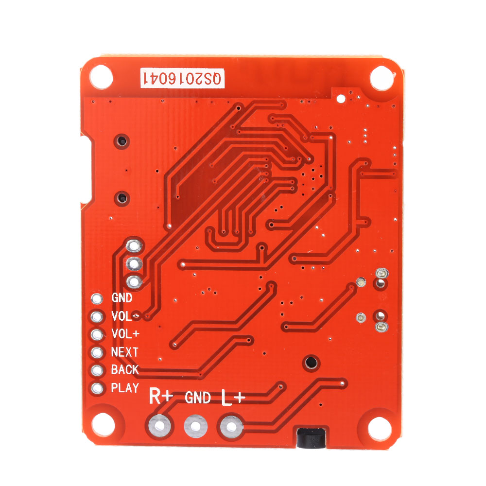 USB DC 5V Bluetooth 3.0 Audio Receiver Board Wireless Stereo Music Module with TF Card Slot