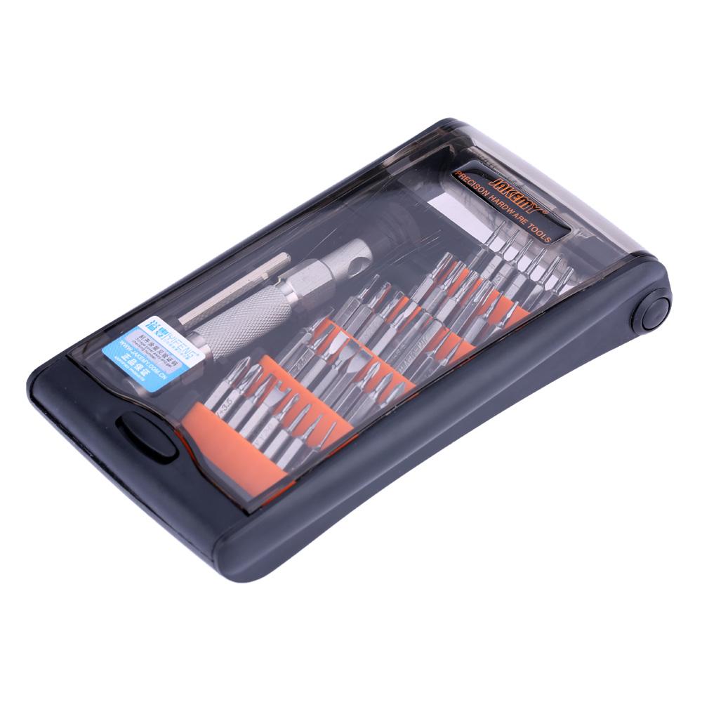 jakemy 38 in 1 mini screwdriver set multi functional repair tools kit quality. Black Bedroom Furniture Sets. Home Design Ideas
