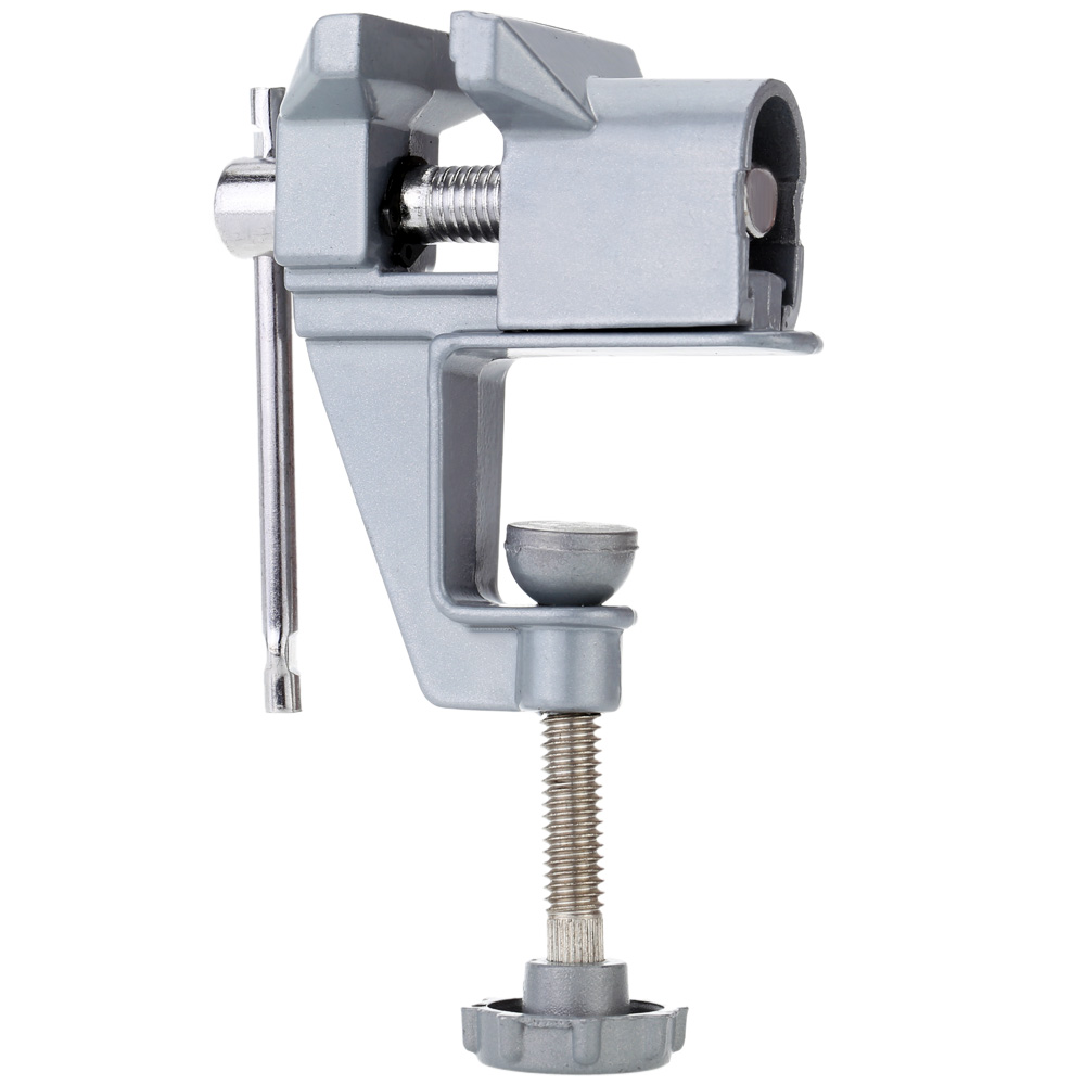 Portable Bench Vise Mini Table Vise Electric Drill Stent
