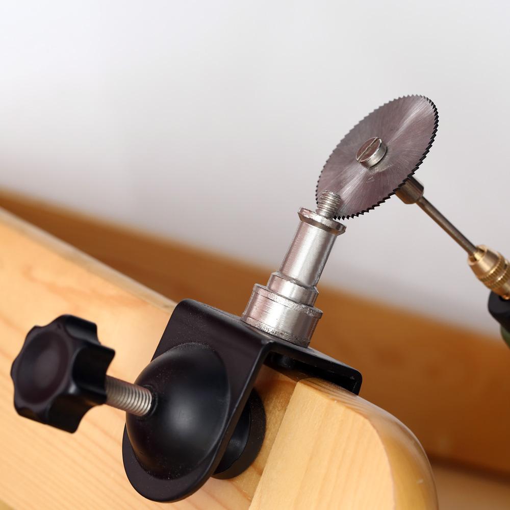 5pcs Dremel Tools Rotary Blades Cutting Discs Mandrel Cut
