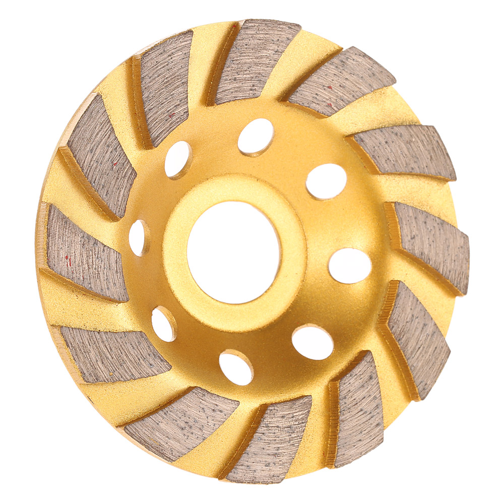 100mm 4 Quot Diamond Segment Grinding Wheel Disc Bowl Shape