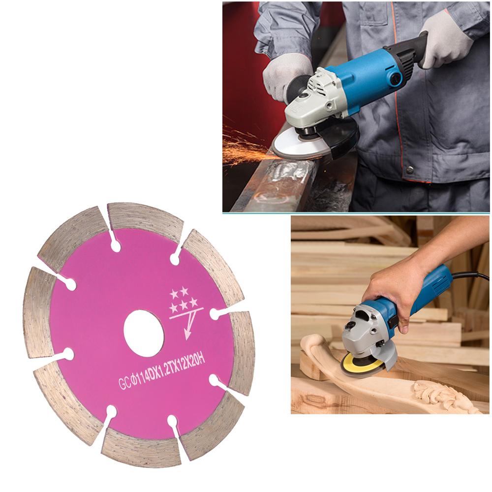 Diamond Saw Blade Grinder Rotary Tools Mini Circular Saw