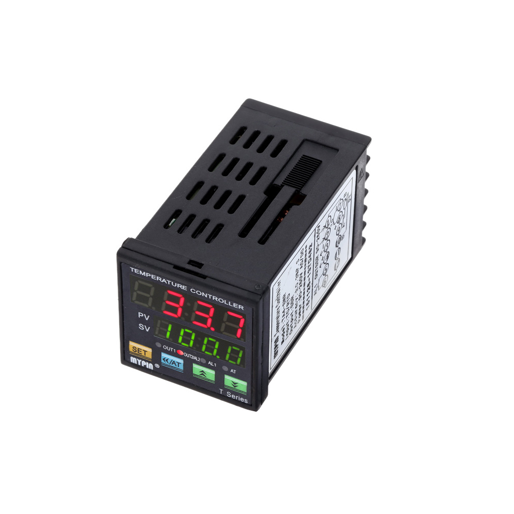 Mini Digital Pid Temperature Controller Led Thermometer Snr Tc Rtd Solid State Relay Germany Module Pt100