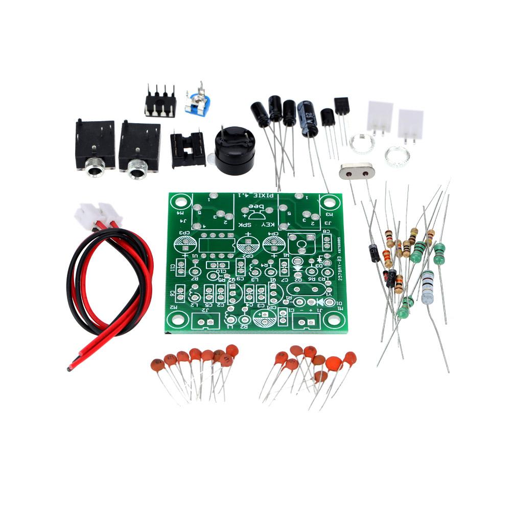 Fine DIY Transceiver Kit 7 023MHz DIY PIXIE Kit CW Short