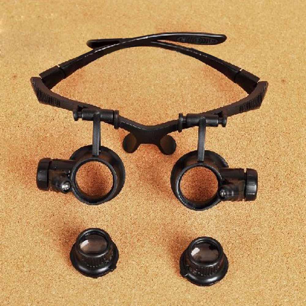 10x 15x 20x 25x Portable Eyewear Magnifier Magnifying