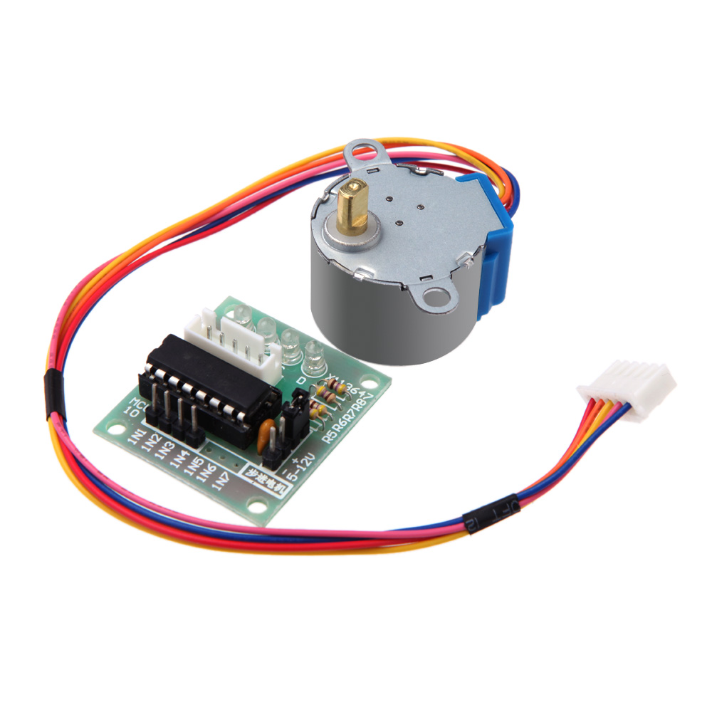 5v 4 Phase Stepper Step Motor Driver Board Uln2003 For