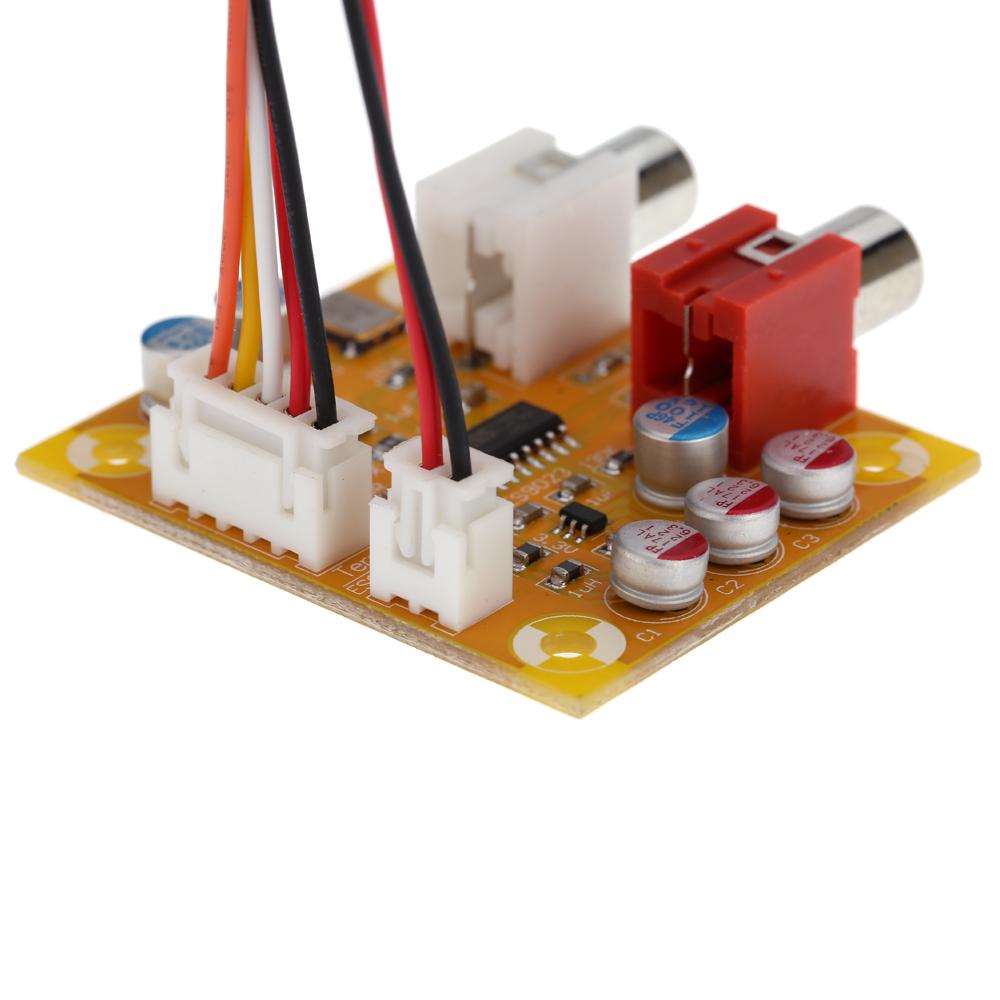 DAC Sabre ES9023 Analog I2S 24 Bit 192 KHz Decoder Board