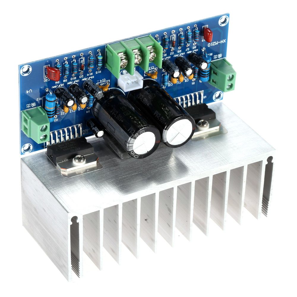 100w Diy Stereo Audio Amplifier Circuit Kit Board Design Ideas Details About Sub 150w Subwoofer 2sa1943 2sc5200 Tda7293 2 Ogue Sound