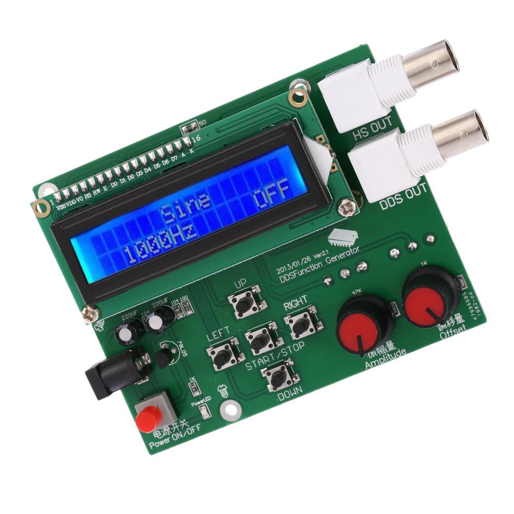 1Hz-65534Hz frequency Meter DDS Function signal generator