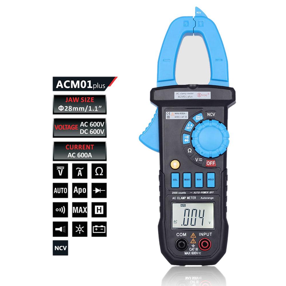 Digital Clamp Meter Multimeter The Current Tongs Circuit Diagnostic Ac Measurement Tool Dc Voltage Resistance Continuity Diode