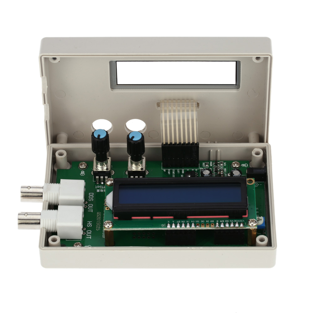 1hz 65534hz Lcd Dds Signal Generator Square Sawtooth Triangle Sine Squarewave Circuit Wave Function Frequencyhs