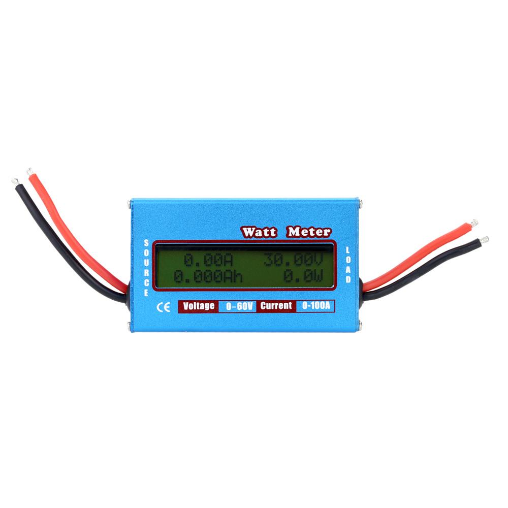 Power Watt Meter : New a v amperimetro power meter energy
