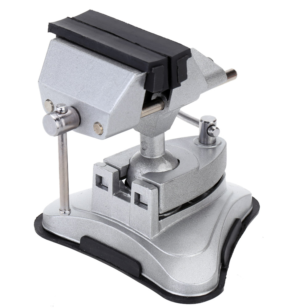 Mini Bench Vice Bench Screw Clamp Grinder Tool Holder Clip ...