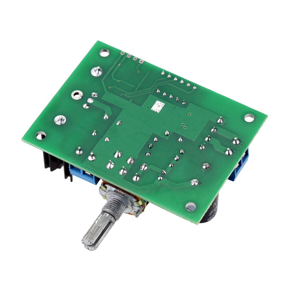 Lm317 Ac Dc Adjustable Voltage Regulator Step Down Power Supply Module With Led Display