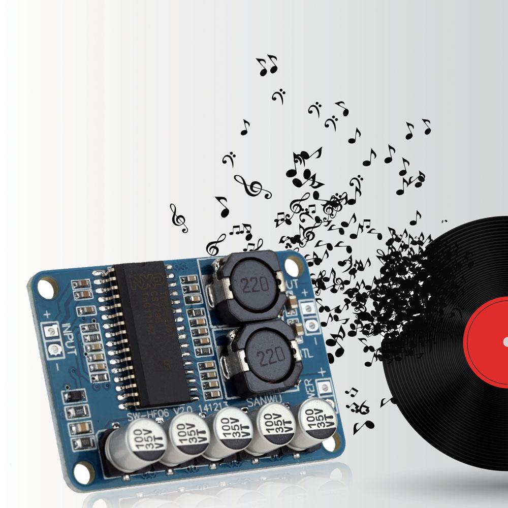 Tda8932 35w Digital Amplifier Board Module Mono Amp High Power 10 30v Dc Sound Quality