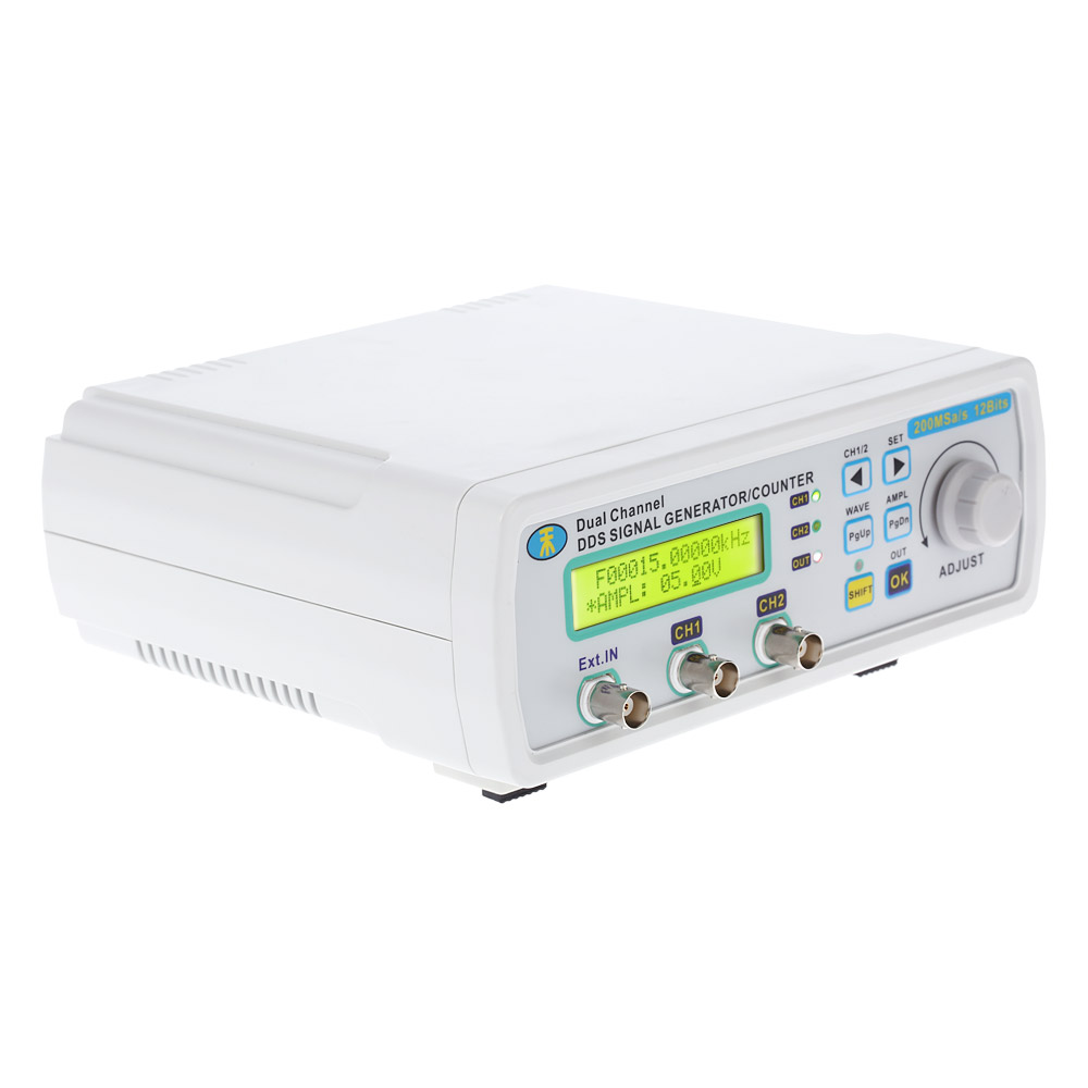 Quality Dual-channel DDS Signal Generator Arbitrary Waveform
