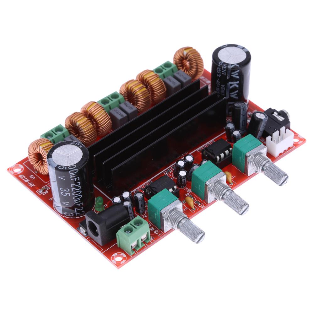 Upgrade 2.1 Channel Digital Power Amplifier Board Sound