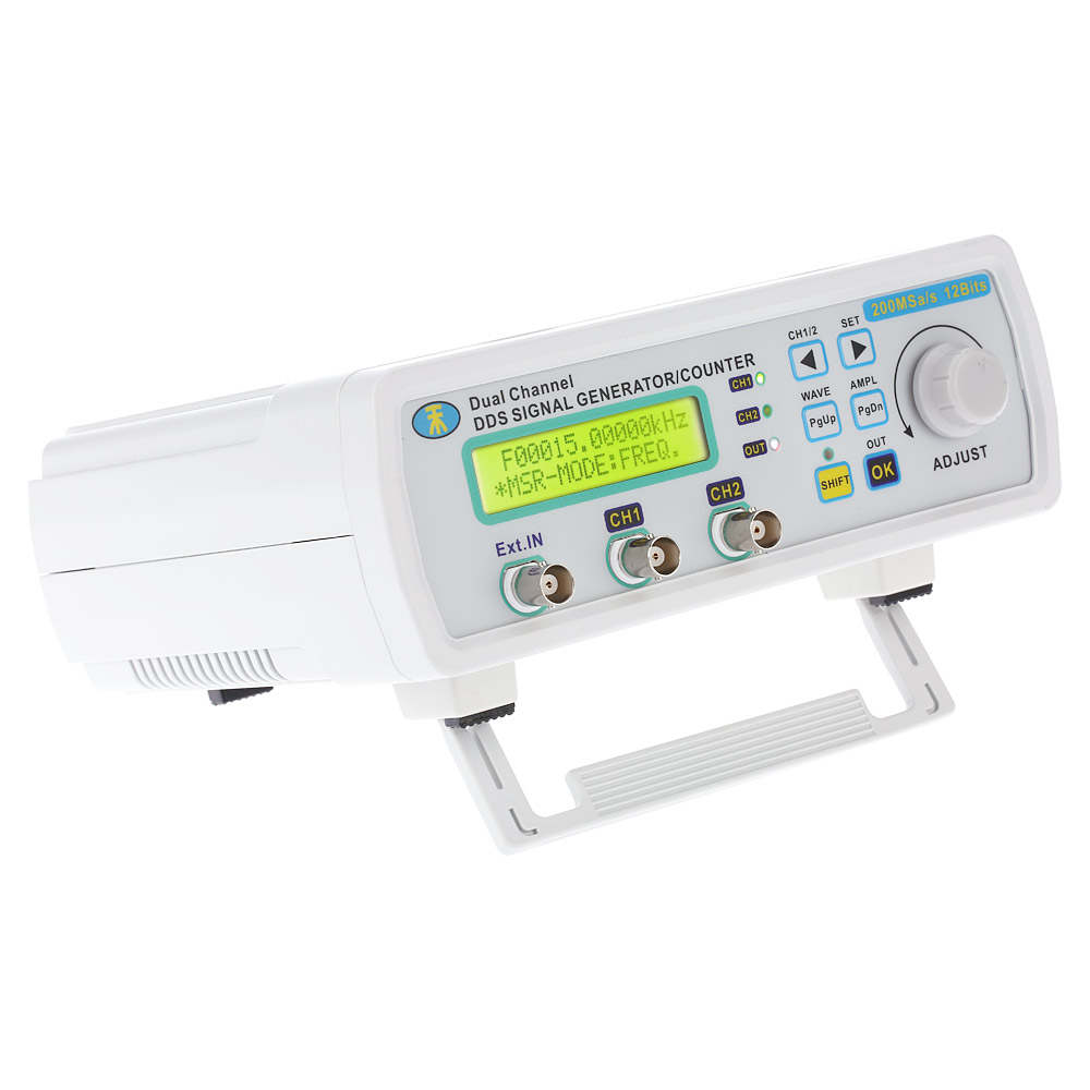 Digital Dual-channel DDS Signal Generator Arbitrary Waveform