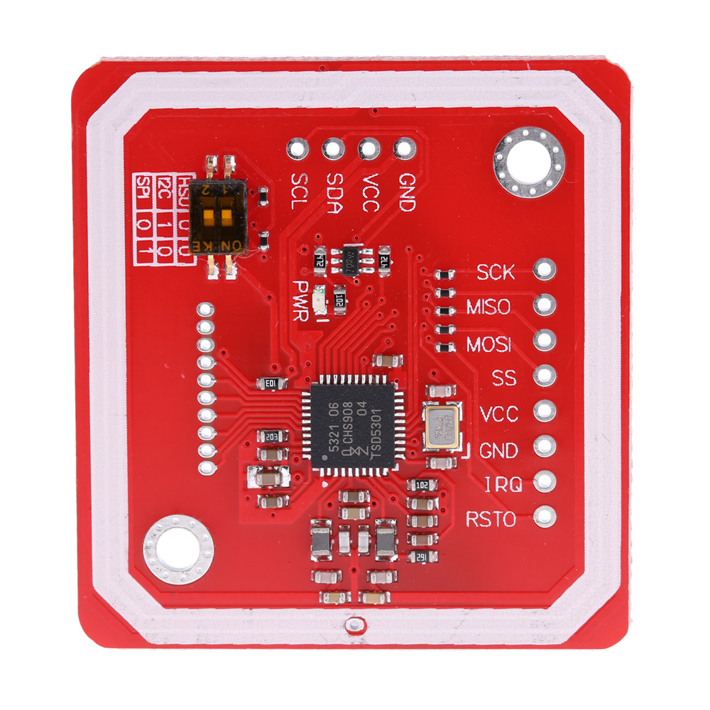 PN532 NFC RFID Reader Writer Shield Breakout - neweggcom