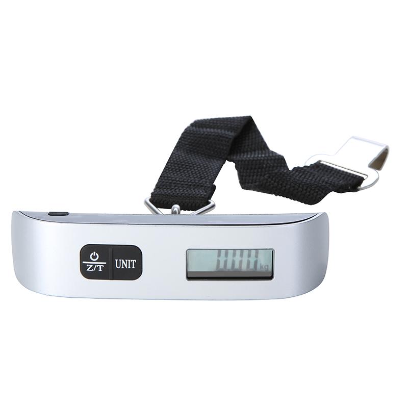 10c24d098084 Mini Digital Scale Balance Electronic Luggage Scale Portable LCD ...