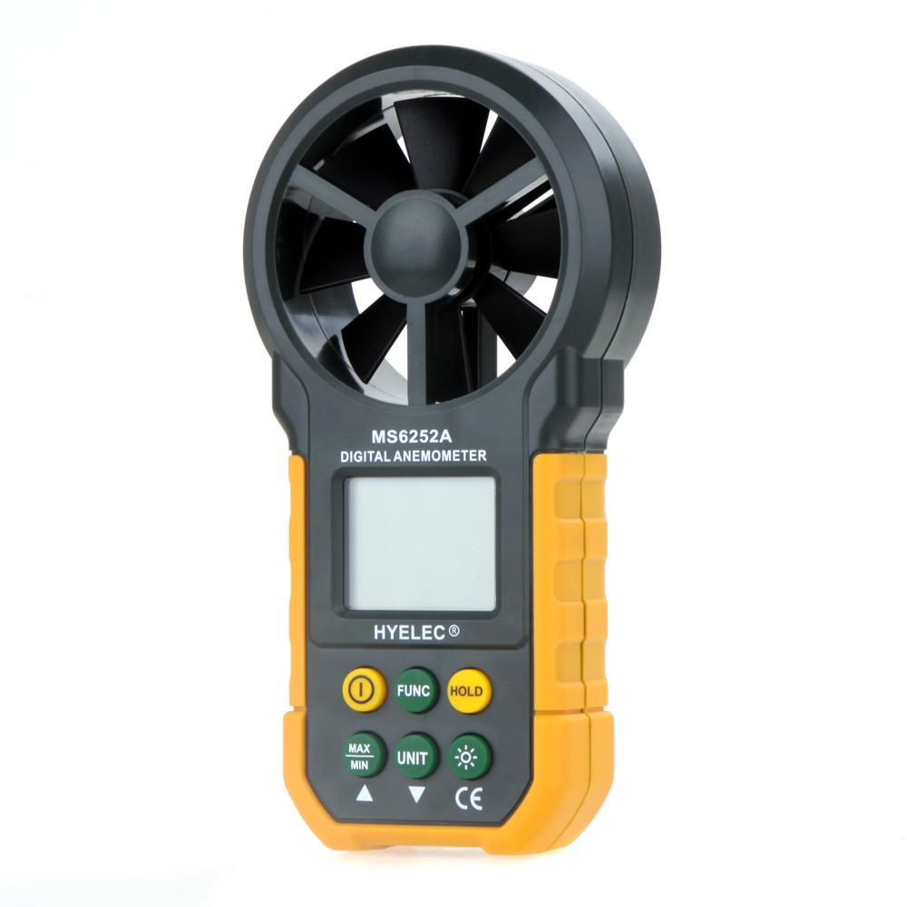 Volume Measuring Instruments : Peakmeter digital multimeter anemometer tachometer air