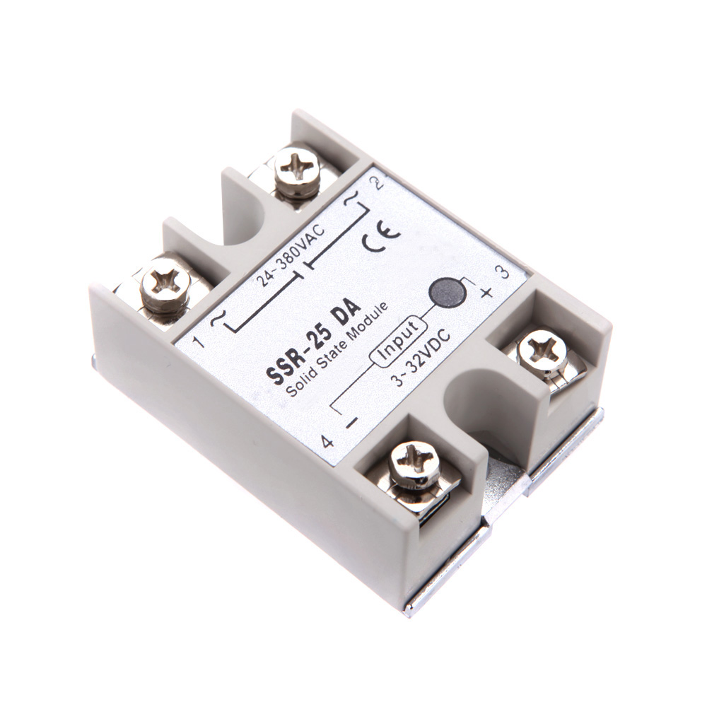 Mini Digital Pid Temperature Controller Thermometer Heating Cooling Solid State Relay Canada Control Module Rtd