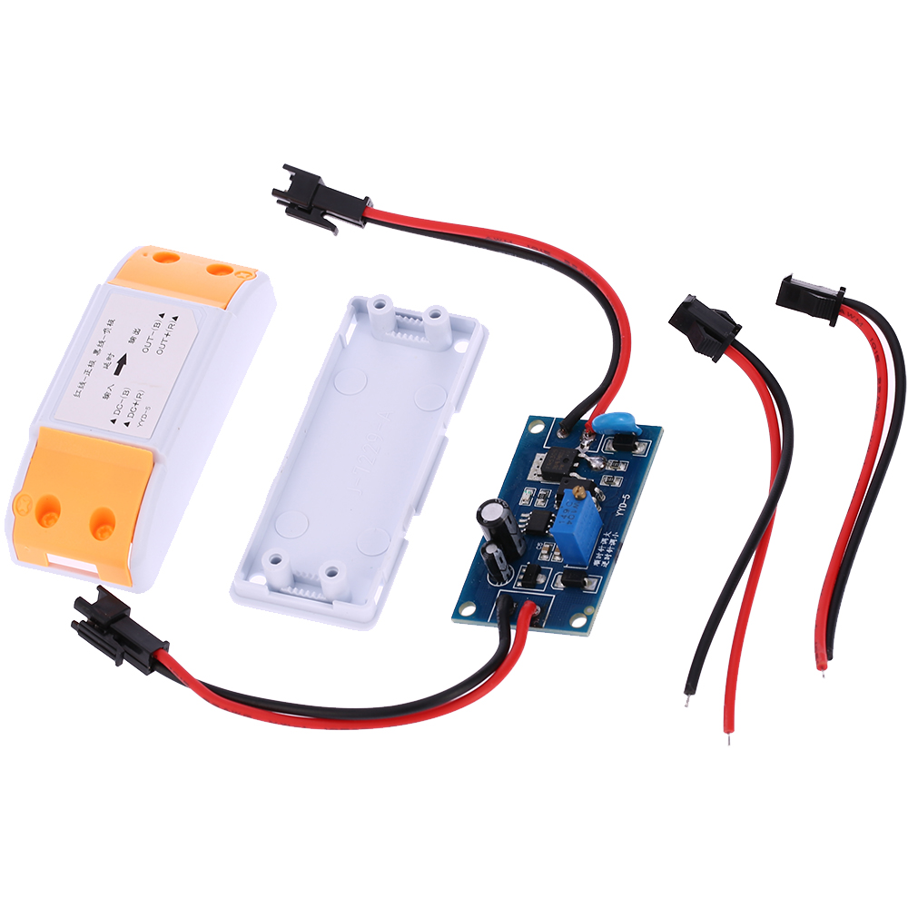 Dc 6v 30v Delay Relay Module 0 20s Timer Switch Control Cycle Electrical Wiring On
