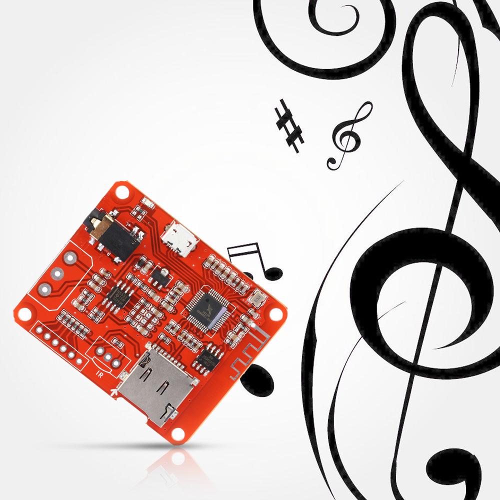 USB DC 5V Bluetooth 3 0 Audio Receiver Board Wireless Stereo Music