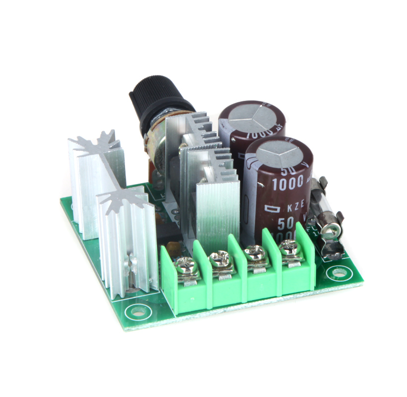 Quality 12v 40v 10a motor controller electric speed for 12v dc motor controller