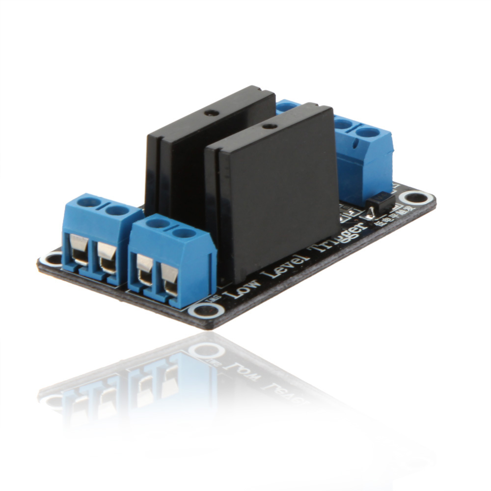 Dc Solid State Relay Board