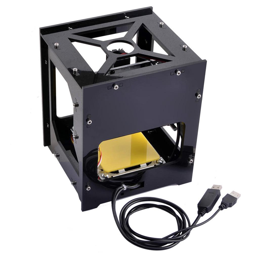 neje 300mw cnc router laser cutter mini laser engraver usb laser engraving machine automatic diy. Black Bedroom Furniture Sets. Home Design Ideas
